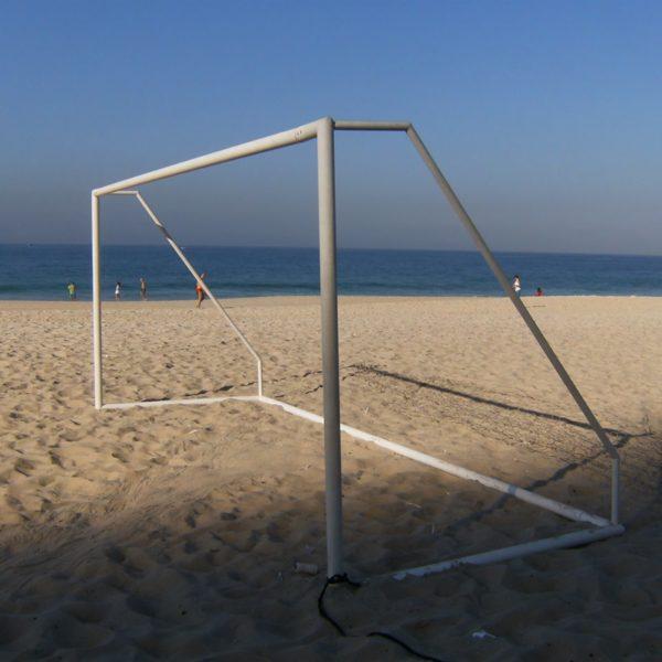trave beach soccer com requadro